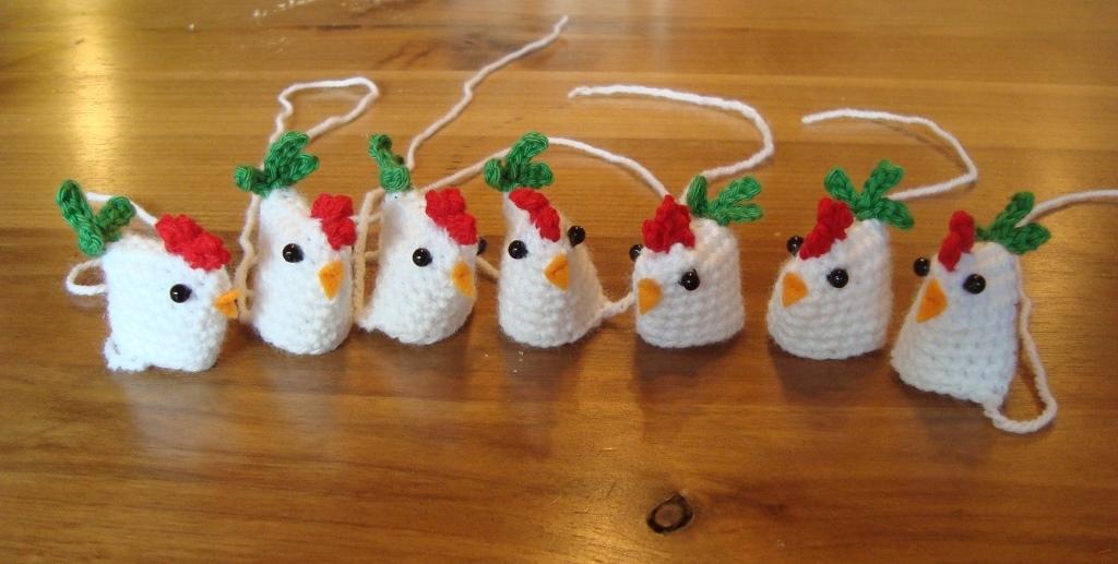 Nieuwe kipjes!