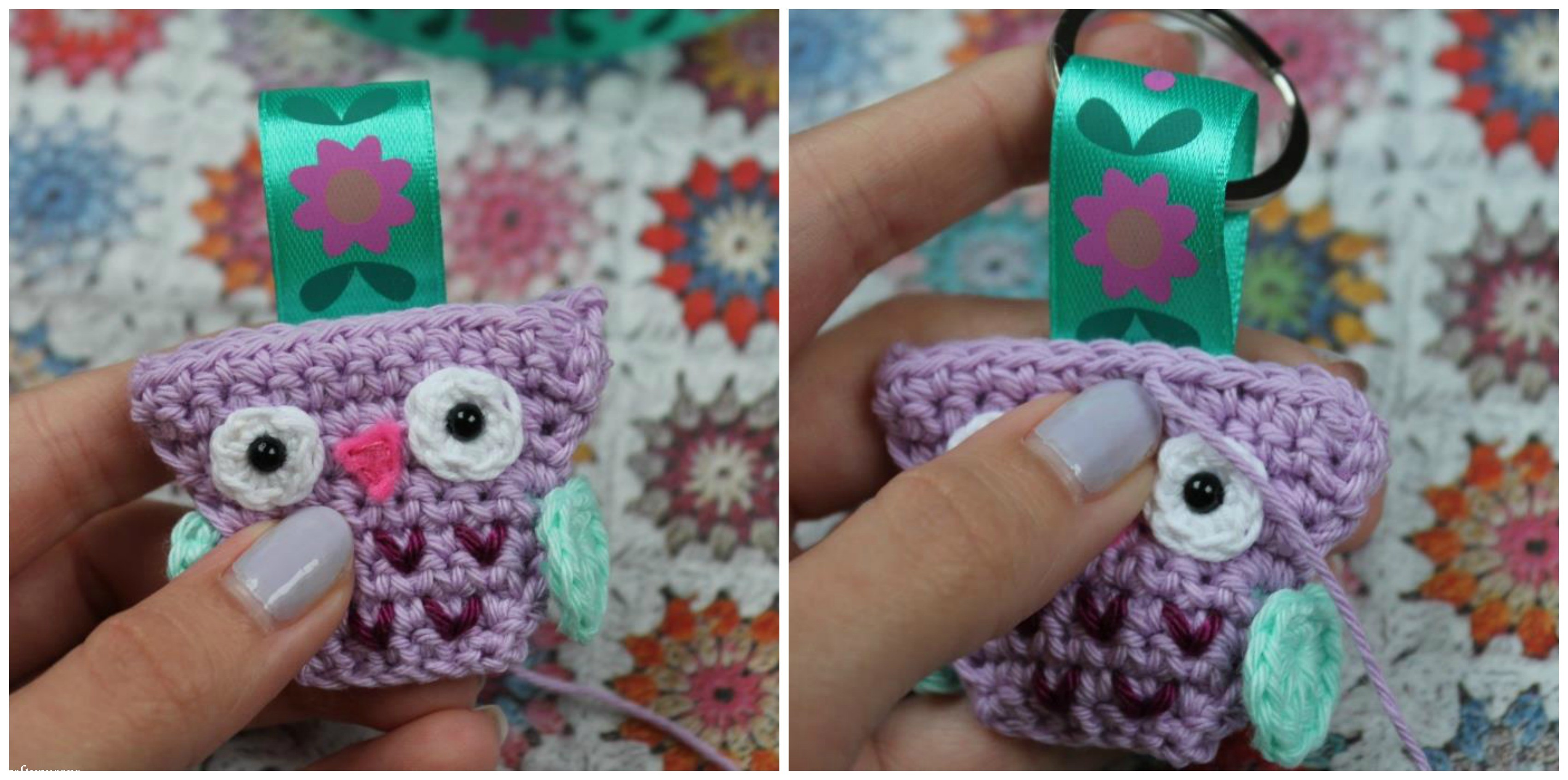 Hoot Hoot Free Crochet Pattern New Leaf Designs