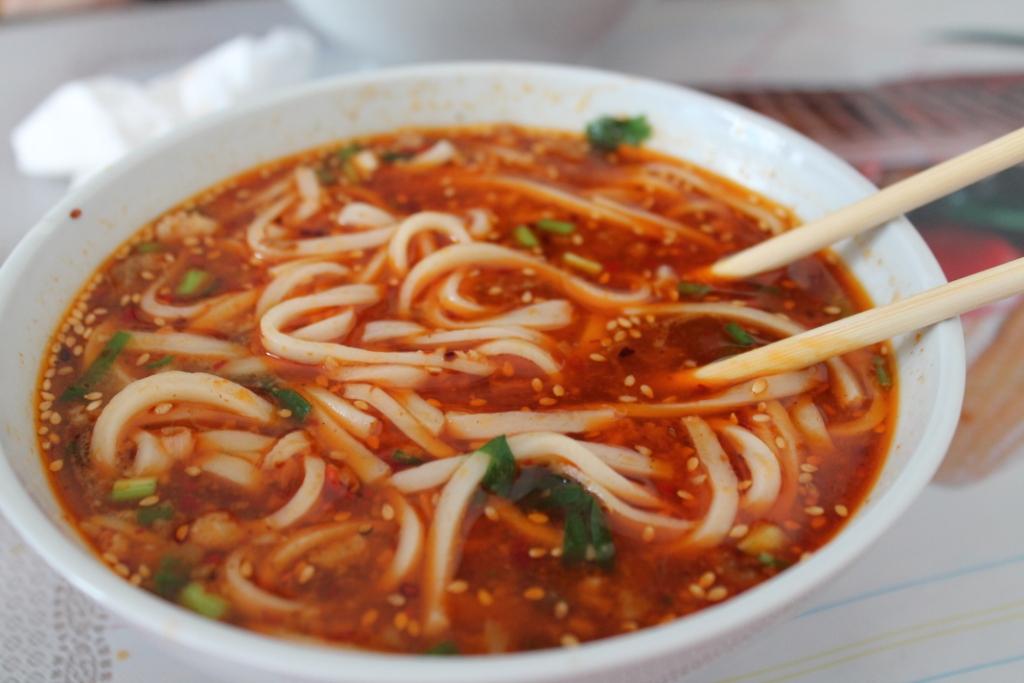 Delicious 'Ersi' noodles!
