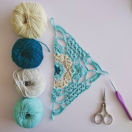 Crochet Workshop In Amsterdam New Leaf Designs