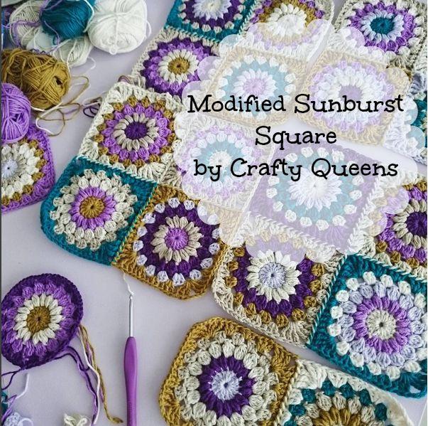 Crafty Queens sunburstsquare1