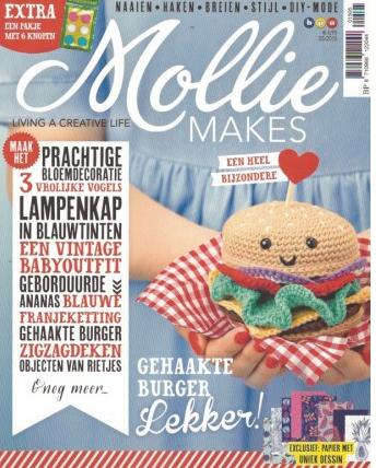 Mollie Makes nederlands 18