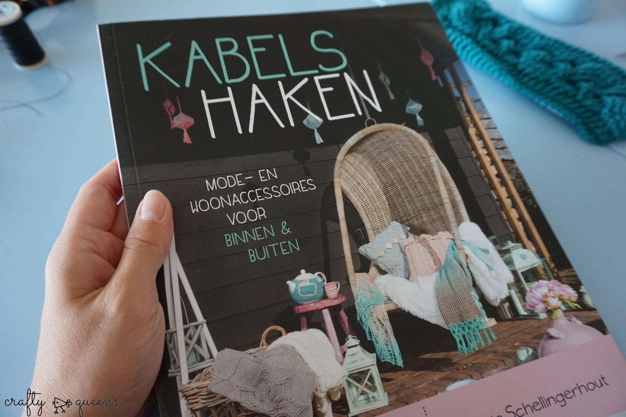 Book Review Kabels Haken New Leaf Designs
