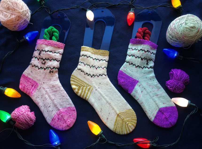 Stranger Things socks