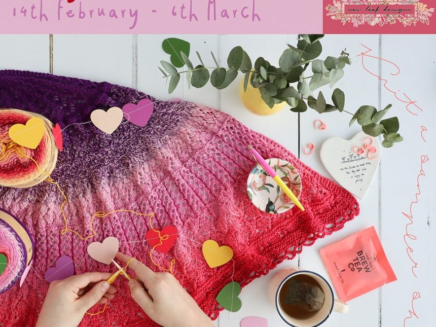 The Cosy Moments Shawl