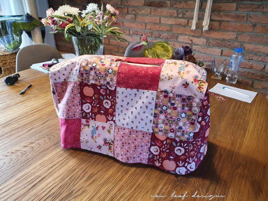 sewing machine cover project